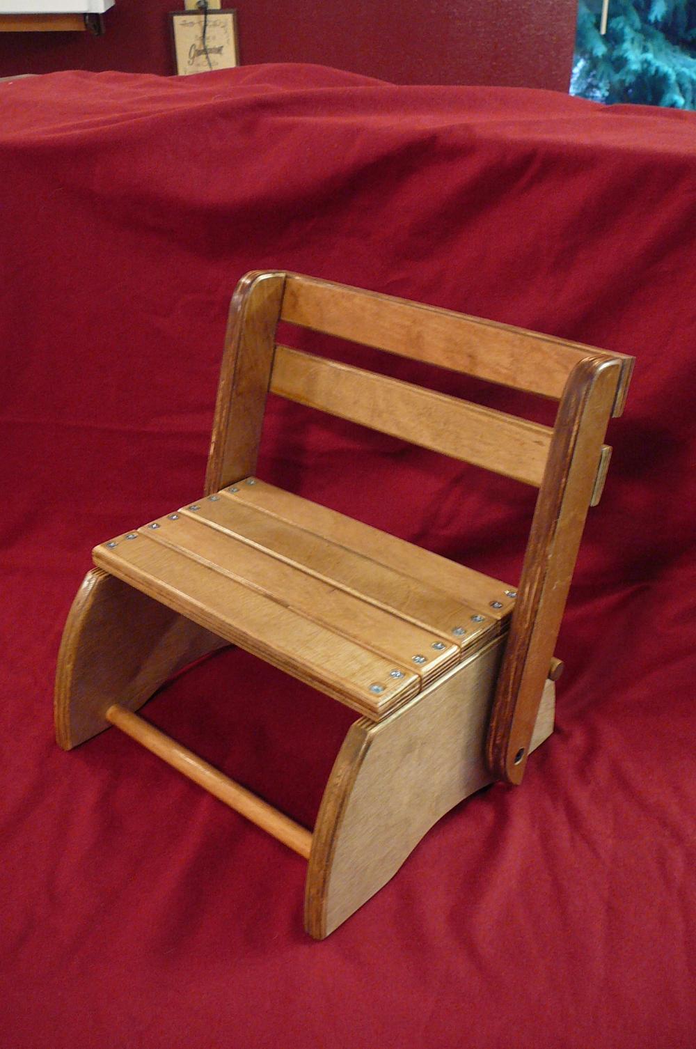 Sandys Wood Shoppe Step Stools